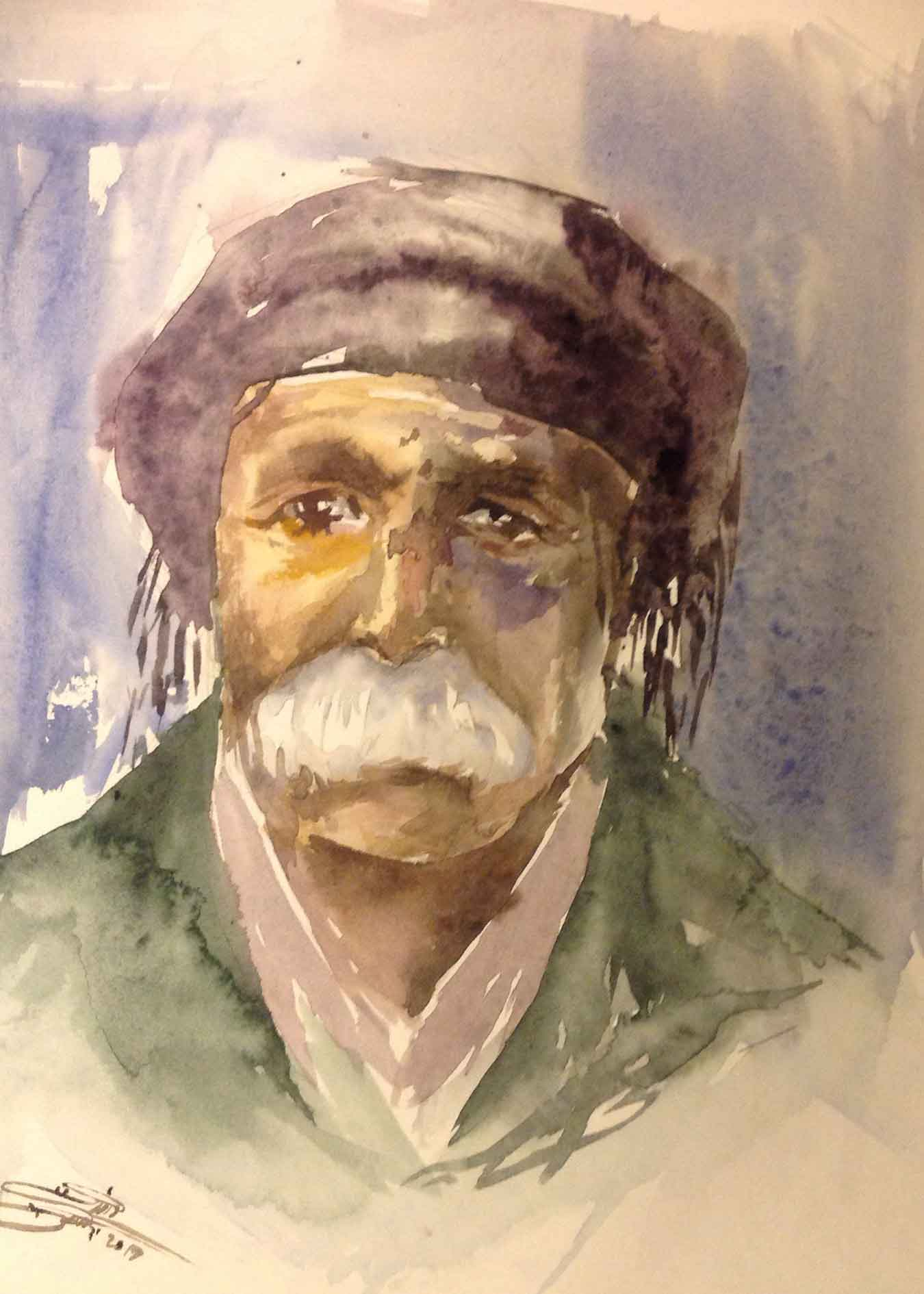 'The Kordish Earthquake Man'