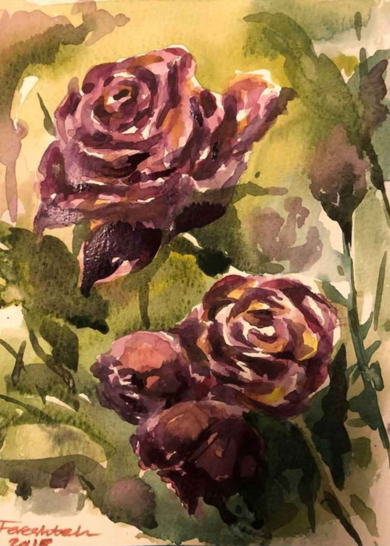 'The Roses'